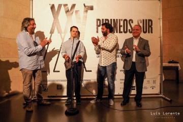 premios pirineos sur 2016
