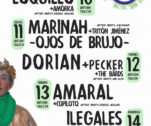 música san lorenzo 2016