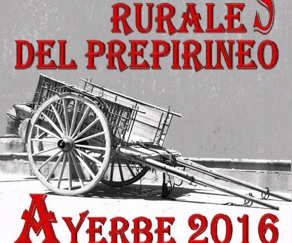 ayerbe feria alternativas rurales prepirineo