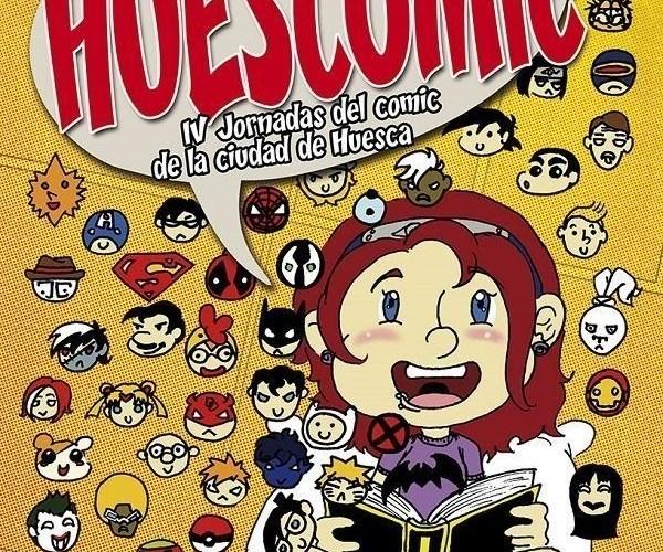 huescómic comic huesca
