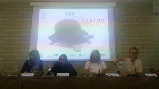 Feria de teatro y danza de Huesca