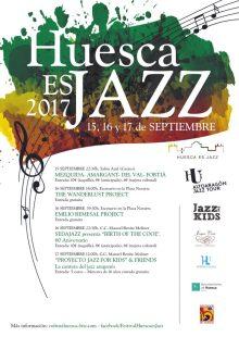 huesca es jazz 2017