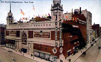 marcelino orbes hippodrome nueva york