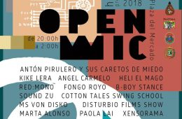 openmic huesca 2018