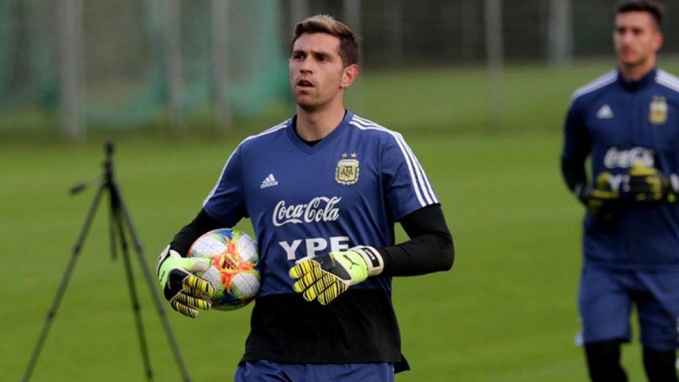 Emiliano Martínez vuelve a ser convocado a la Selección Argentina -  Noticias de Mar del Plata - Noticias de Mar del Plata