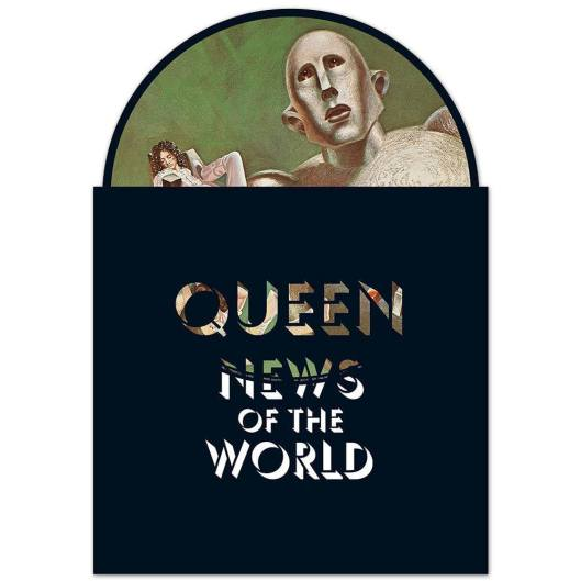 News of the World Picture Disc 2017