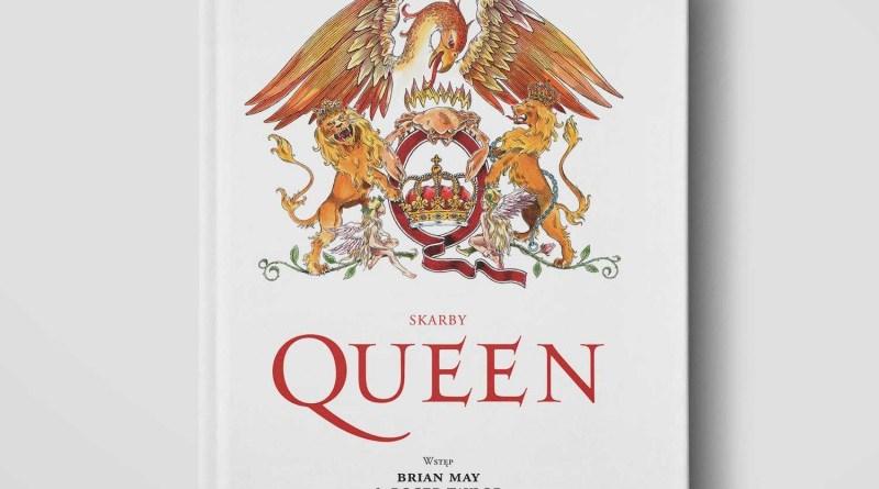 Skarby Queen - książka