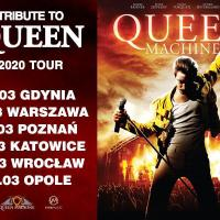 Koncerty Queen Machine w Polsce