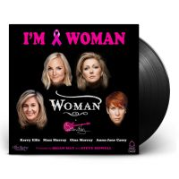 """I'm a Woman"" singel CD i SP"