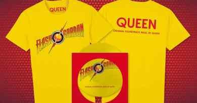 Album Flash Gordon na kolorowym winylu