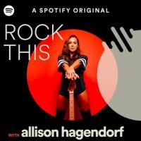 Brian i Roger w Rock This z Allison Hagendorf