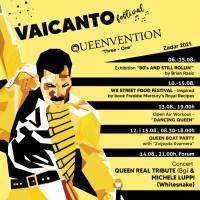 "VAICANTO FESTIVAL – QUEENVENTION ""Three + One"" w Zadarze"