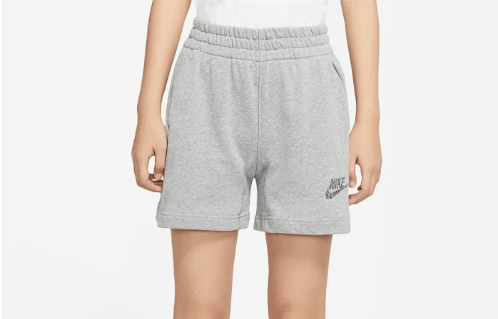 Nike women's basketball cotton shorts