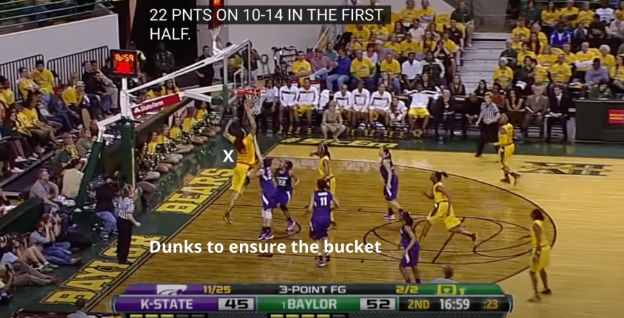 Brittney Griner dunks again