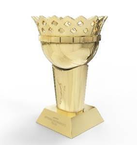 WNBA Commissioner's Cup trophy