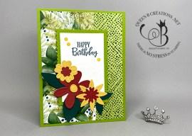 Pierced Blooms Birthday