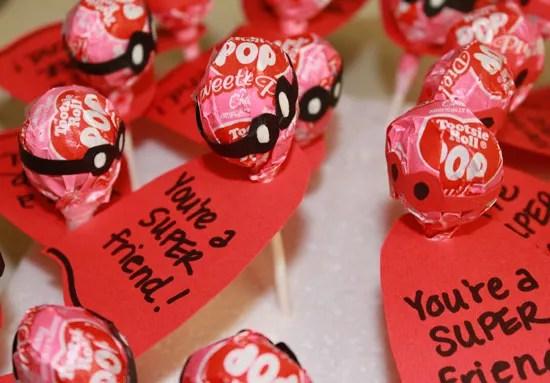 Easy Frugal Valentine Idea Super Caped Cute Sader