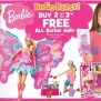 Toys R Us Barbies Buy Two Get One Free 5 Off 20 Coupon