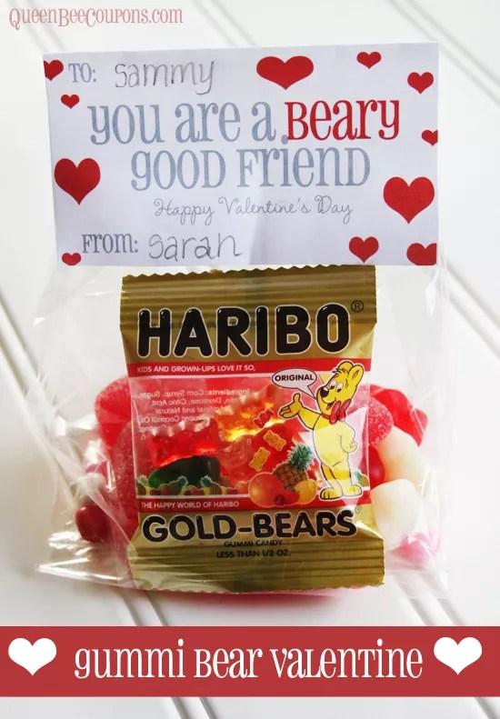 Gummy Bear Gift Ideas Gift Ftempo
