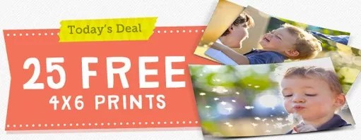 walgreens 25 free 4x6