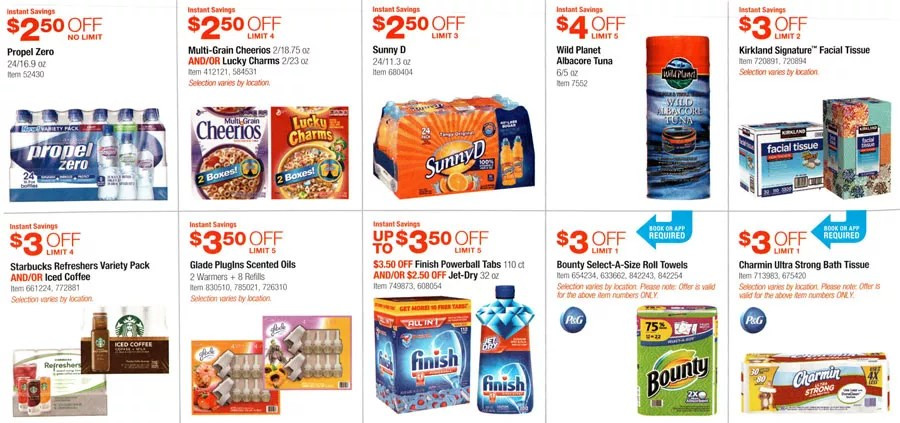 Costco Coupons  January 30 2014  February 23 2014  Coupons Online Sales Deals