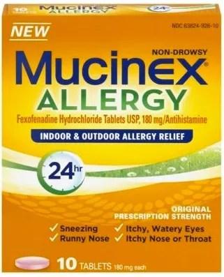 Target - Mucinex $2.02 Moneymaker and Children's Claritin ...
