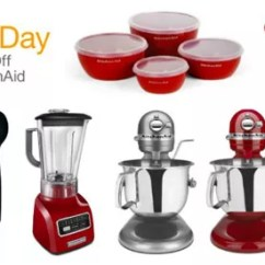 Kitchen Aid Products Sink Pipe Amazon Up To 50 Off Select Kitchenaid Dec 17 Deal