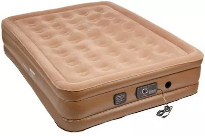 InstaBed Raised Air Mattress with Never Flat Pump  8799 reg 17499 best price