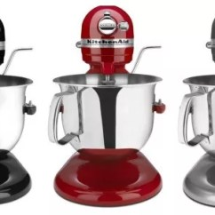 Kitchen Aid 6000 Hd Red And White Canisters Kitchenaid Ksm6573cer 6 Qt Professional Bowl Lift Stand Kitchenaidprofessional6000