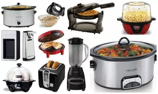 small kitchen appliances marble table kohl s black friday as low free after kohls
