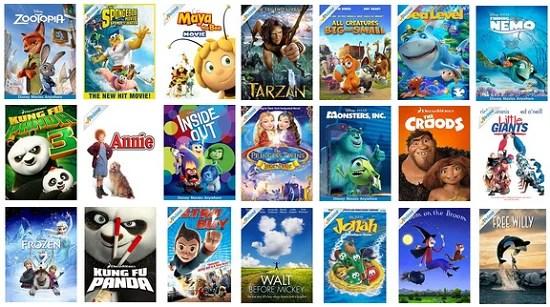 Regal Cinemas Summer 1 Kids Movies 2018 Schedule