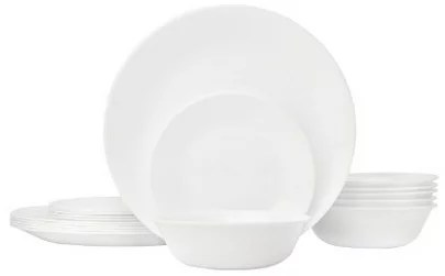 Image result for winter white corelle