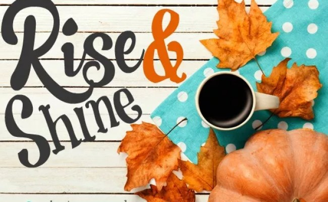 Rise And Shine October 31 Happy Halloween Free Candy