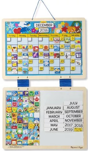 melissa-doug-monthly-magnetic-calendar