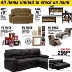 Sectional Sofa Black Friday 2017 Madison Place Chaise Fred Meyer Ad Highlights Holiday Home Individual Ornaments 60 Off