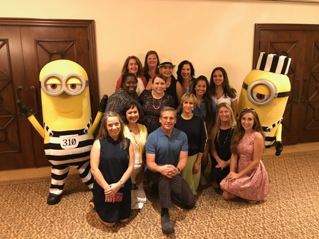Despicable Me 3 Movie Behind The Scenes With Steve Carell Kristen