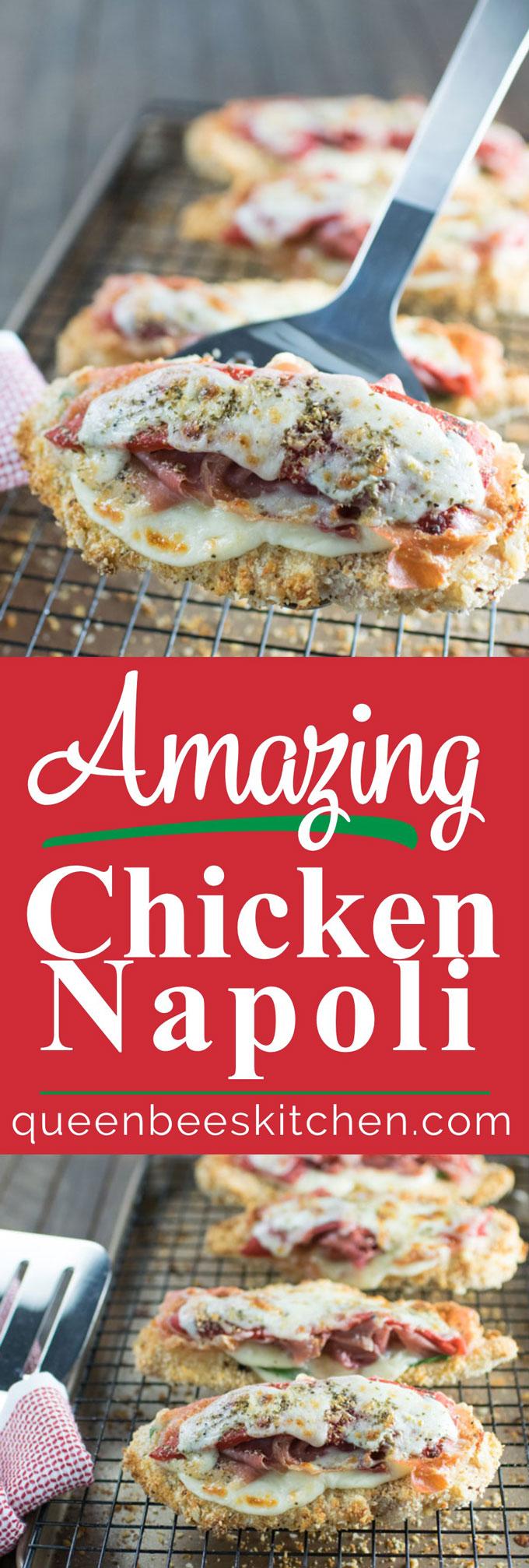 Chicken Napoli