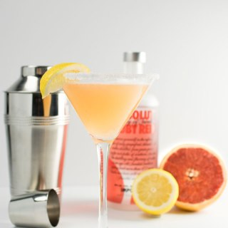 Ruby Reb Lemondrop Martini