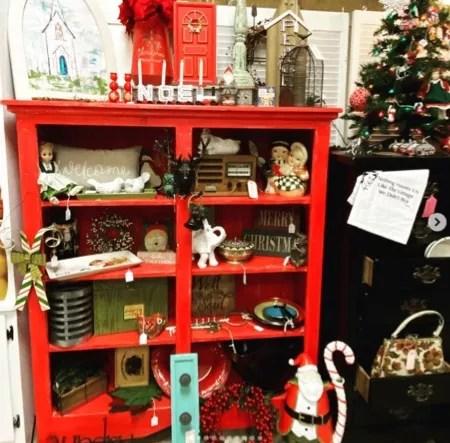 Christmas Decor Vintage
