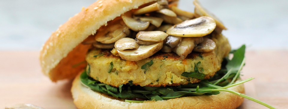 hamburguesa-vegetal-queen-burger-gourmet-madrid