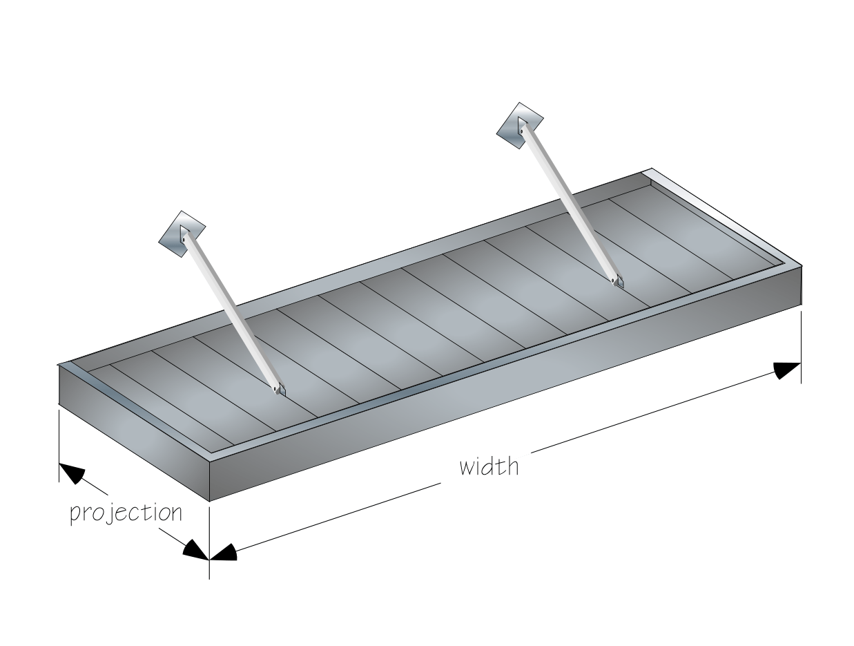The Hanger Rod Canopy