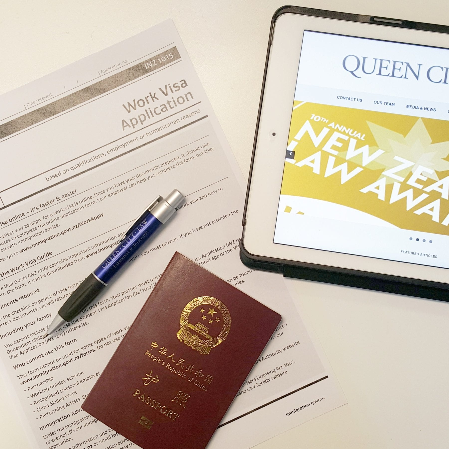 I have a new job can i update my work visa queen city law qcl work visa solutioingenieria Gallery