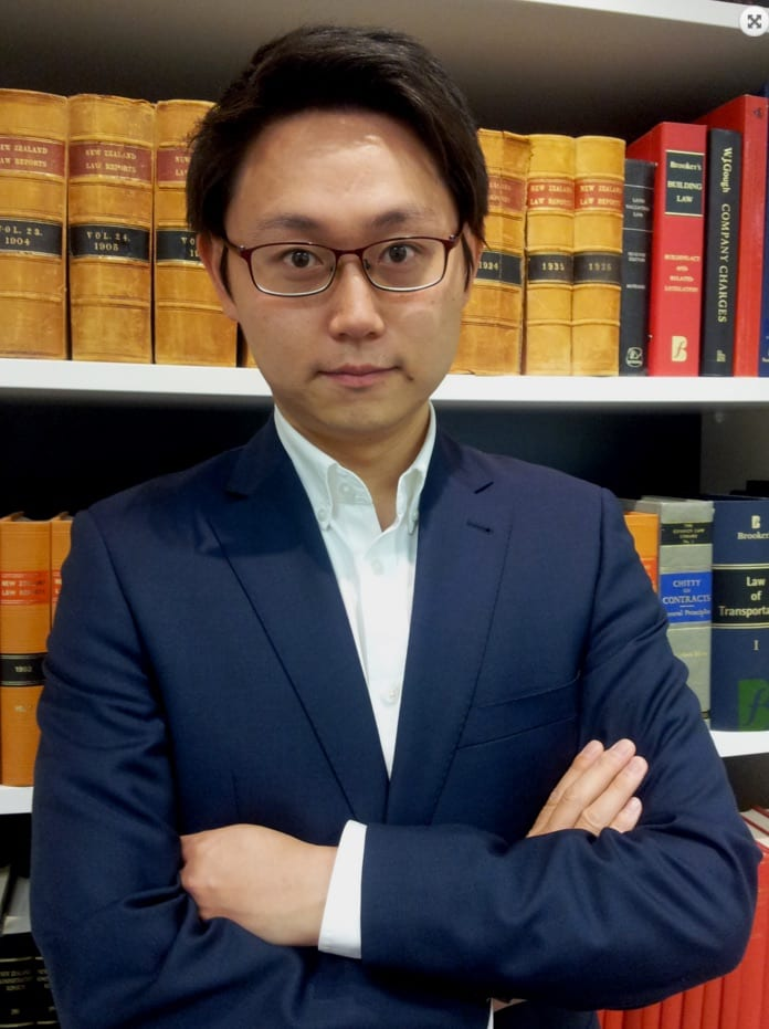 Welcome Max Shin to Queen City Law