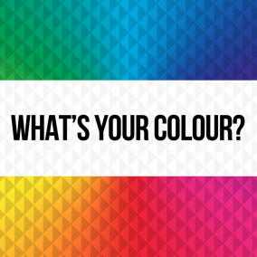 2013 - What's your colour?