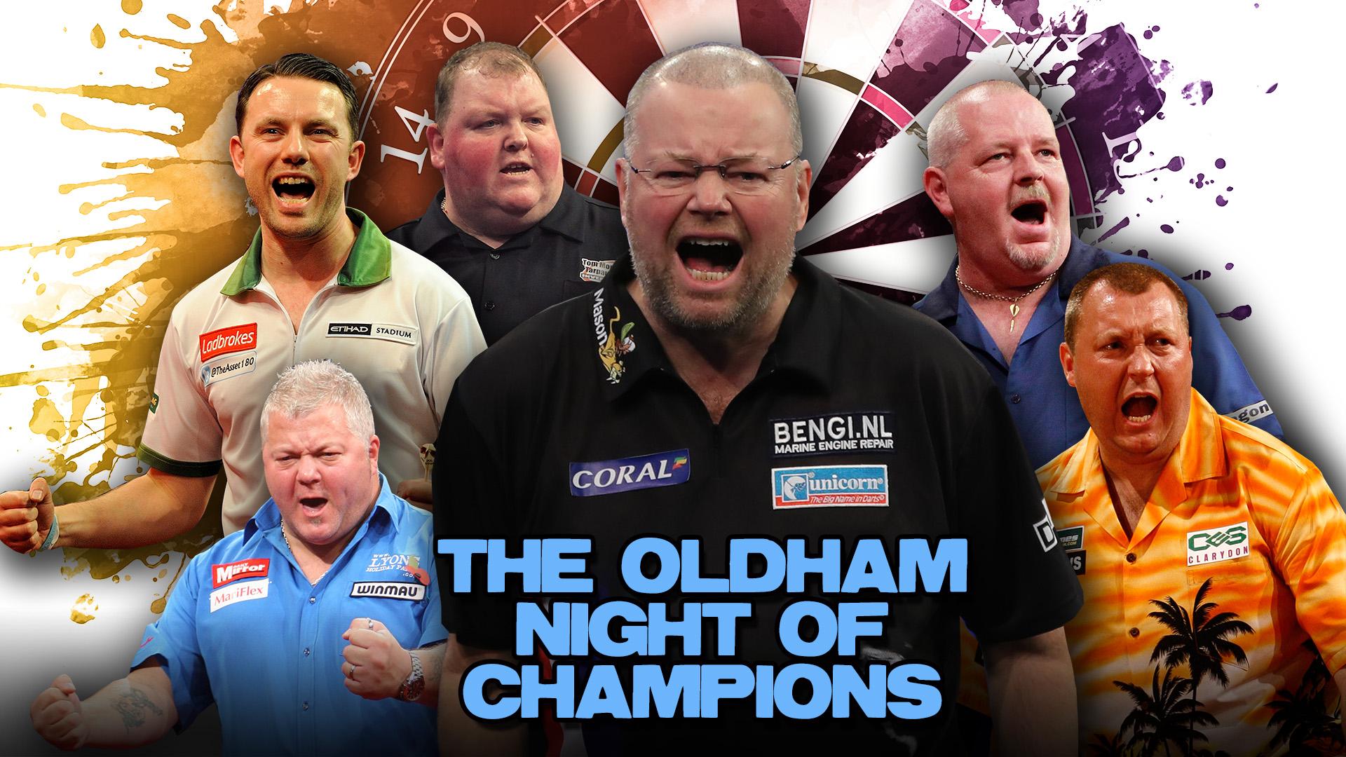 Oldham Night of Champions