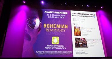 Avant-Première Bohemian Rhapsody au Grand Rex