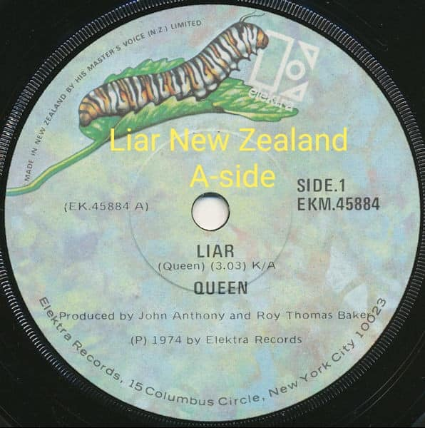 Liar NZ A