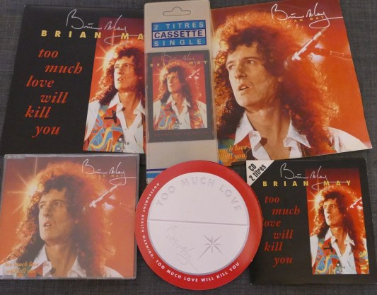 Les éditions de la version Brian May