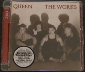 Queen The Works 2011