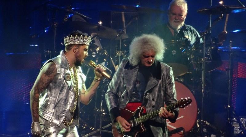 Queen + Adam Lambert aux Oscars